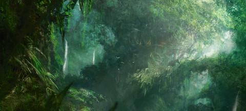 Jungle de Paikang