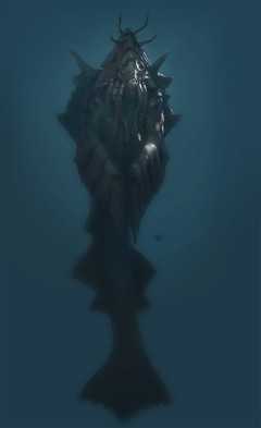 Monstre marin
