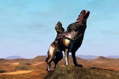 Les montures de Rise of the Godslayer : le loup