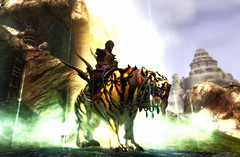Les montures de Rise of the Godslayer : apprivoiser un tigre