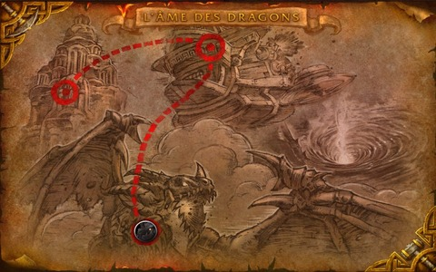 L'Ame des Dragons: L'Echine d'Aile de Mort