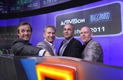 Blizzard clôt une séance du NASDAQ