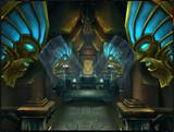 Les salles de l'Origine