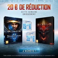 Promotion Starcraft II