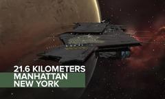 Quand EVE Online se mesure à Manhattan
