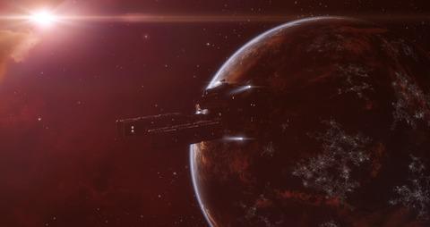 EVE Online - Tranches de vie sur EVE Online - Je suis une fourmi dans l'espace