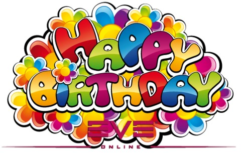 Happy Birthday, EVE Online !