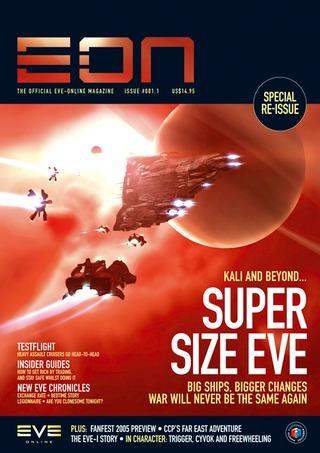 La fin d'EON Magazine
