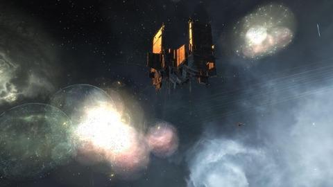 EVE Online - Plus de 5300 joueurs pour une citadelle sur EVE Online