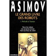 Le grand livre des robots