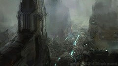 L'univers d'EVE Online s'illustre en images conceptuelles