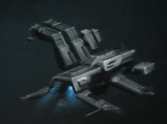 Un nouveau battleship : l'Osiris