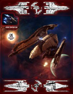 Amarr Command Ship (création de joueur)