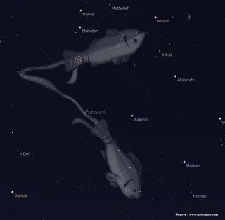 Nouvelle constellation : Piscium