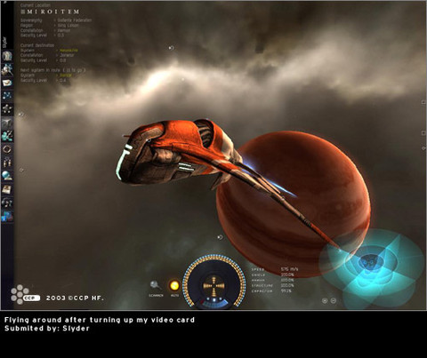 EVE Online - Quand EVE Online souffle ses 14 bougies