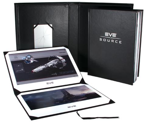 Ouverture des précommandes pour EVE: Source