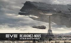 EVE Online fait un crochet à Paris le 2 octobre