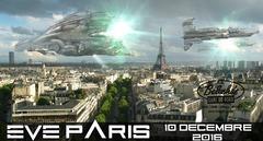 Rencontre communautaire des joueurs d'EVE Online le 10 décembre à Paris