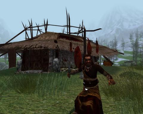 Un Dunlending en Enedwaith