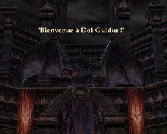 Dol Guldur - La salle d'armes