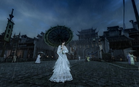 Age of Wulin - Age of Wushu fusionne ses serveurs et prépare sa prochaine extension Transcendence