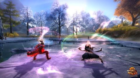 Age of Wulin - Le troisième chapitre d'Age of Wulin pour le 25 novembre