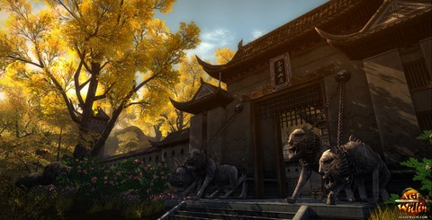 Age of Wulin - Age of Wushu lancé le 18 octobre prochain