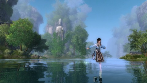 Age of Wulin - Age of Wulin fusionne ses serveurs européens