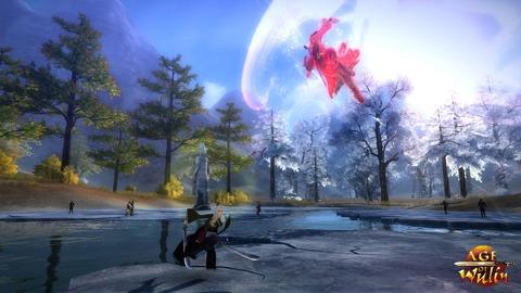 Age of Wulin - Le troisième chapitre d'Age of Wulin est disponible, conclusion de sa bêta ouverte