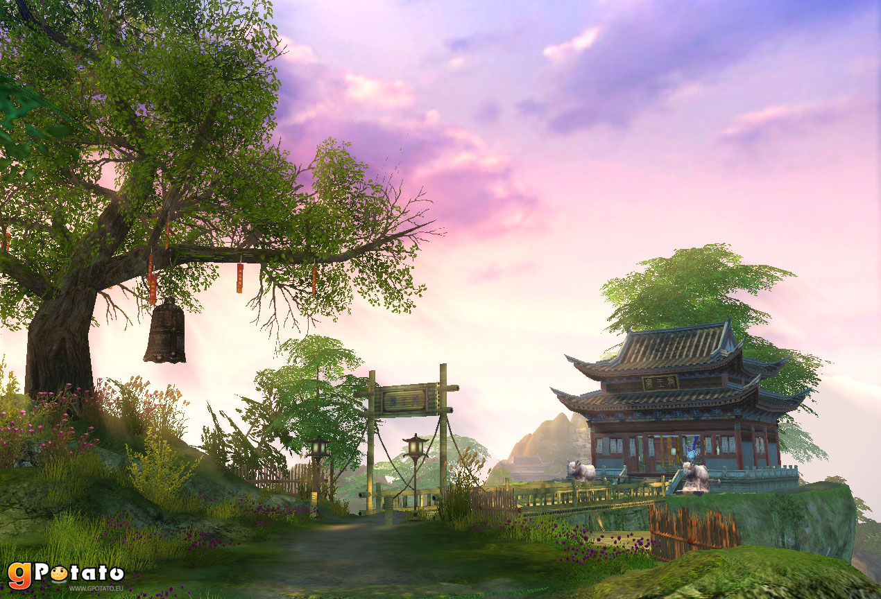 Age of wulin age of wulin s 39 annonce en europe jeuxonline for Les arts martiaux chinois