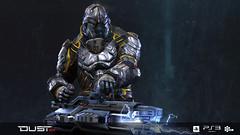Le gameplay de Dust 514 s'illustre (brièvement) en vidéo
