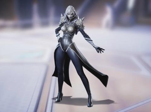 Master X Master - Zoom sur Ghost Widow, le spectre de Master X Master