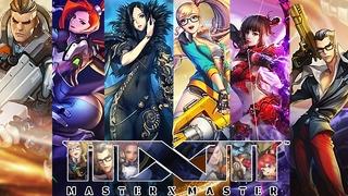Une alpha 3 en français pour Master X Master