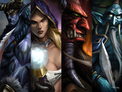 Blizzard entend récupérer « Heroes of Warcraft »