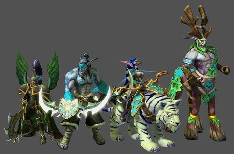 Blizzard met les ressources de Warcraft 3 à la disposition des modders de StarCraft 2