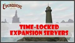 Ouverture de deux nouveaux serveurs « Time-Locked expension »
