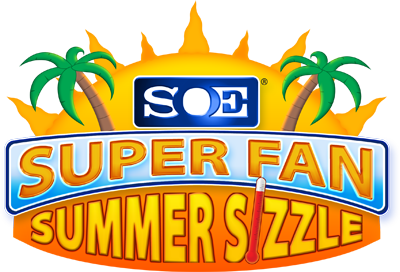 Super Fan Summer Sizzle