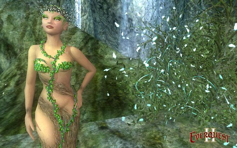 Enchanted Dryad Grotto