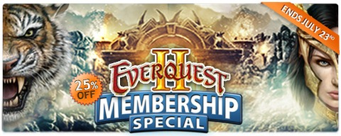 EQ2 Membership Drive