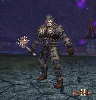 Nightborne Chain Armor