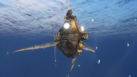 Sous marin 1