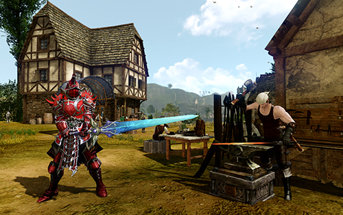 ArcheAge Alpha Caption Contest Screenshot