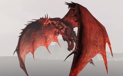 Le grand dragon rouge menace à nouveau ArcheAge