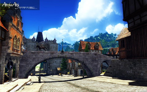 ArcheAge - Refonte des animations d'ArcheAge avec le CryEngine 3