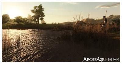Premières images d'ArcheAge