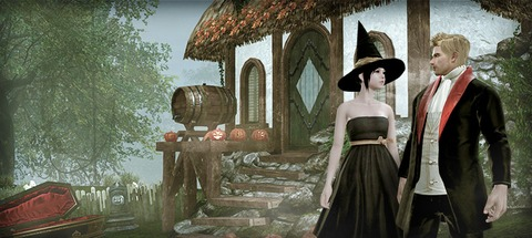 ArcheAge - ArcheAge évolue en version  1.2 Build 4.13 et s'anime pour Halloween