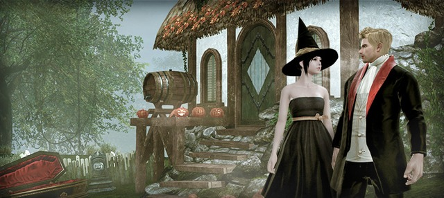 ArcheAge évolue en version  1.2 Build 4.13 et s'anime pour Halloween