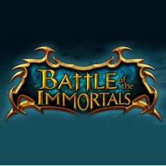 Logo de Battle of the Immortals