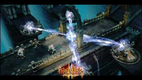 Battle of the Immortals - Battle of the Immortals et War of the Immortals fermeront leurs portes le 9 janvier