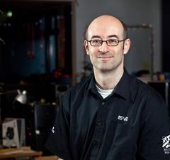 Jon Lander (producteur d'EVE Online) nommé à la tête de CCP Mobile